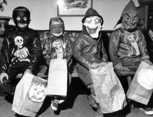 1956 Halloween Gang